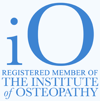 Oxford OSIC are Members of the Institute of Osteopathy (iO)
